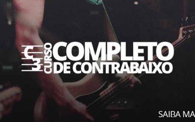 Curso de Contrabaixo Completo (C3)